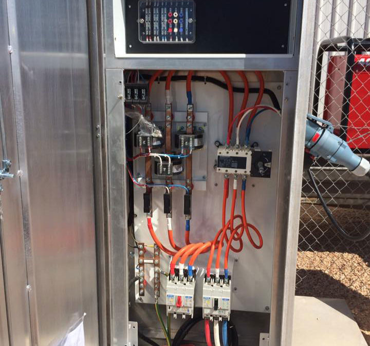 electronic installation in exmouth